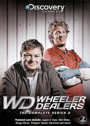 Rent Wheeler Dealers: Series 8 Online DVD Rental