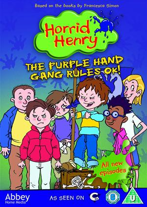 Rent Horrid Henry: The Purple Hand Gang Rules OK! Online DVD Rental