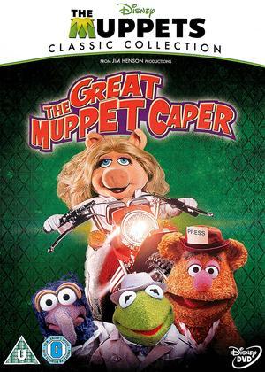Rent The Great Muppet Caper Online DVD Rental