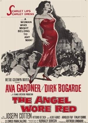 The Angel Wore Red Online DVD Rental