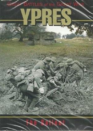 Rent Great Battles of the Great War: Ypres Online DVD Rental