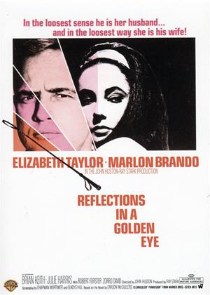 Reflections in a Golden Eye Online DVD Rental