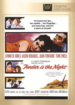 Tender Is the Night Online DVD Rental