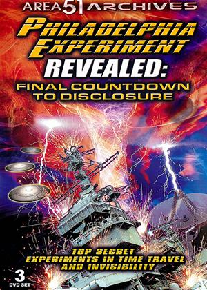 The Philadelphia Experiment Revealed: Final Countdown to Disclosure from the Area 51 Archives Online DVD Rental