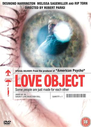 Love Object Online DVD Rental