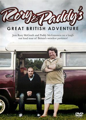 Rent Rory and Paddy's Great British Adventure Online DVD Rental