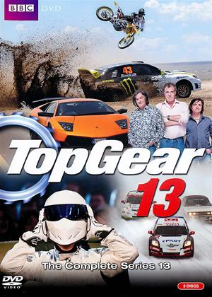 Top Gear: Series 13 Online DVD Rental