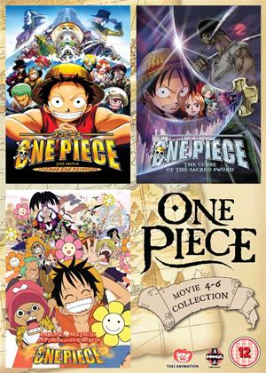 One Piece: The Curse of the Sacred Sword Online DVD Rental