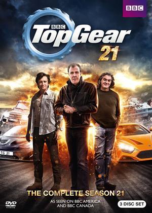 Rent Top Gear: Series 21 Online DVD Rental