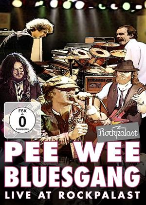 Pee Wee Bluesgang: Live at Rockpalast Online DVD Rental