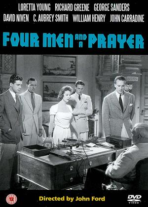 Four Men and a Prayer Online DVD Rental