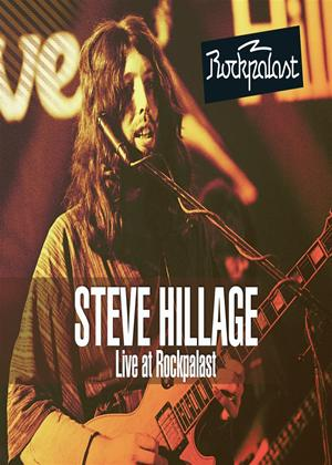 Steve Hillage: Live at Rockpalast Online DVD Rental
