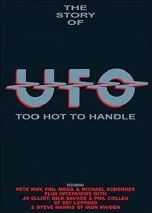 UFO: Too Hot to Handle: The Story of UFO Online DVD Rental