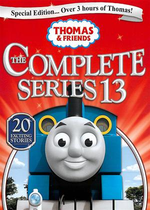 Rent Thomas the Tank Engine and Friends: Series 13 Online DVD Rental