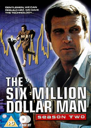 Rent The Six Million Dollar Man: Series 2 Online DVD Rental