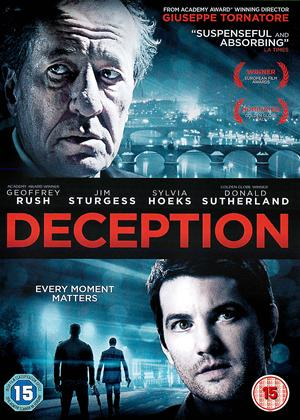 Rent Deception (aka La migliore offerta) Online DVD Rental
