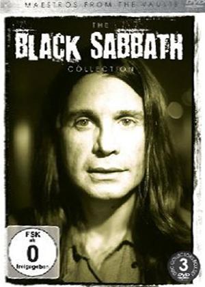Rent Black Sabbath: Maestros from the Vaults Online DVD Rental