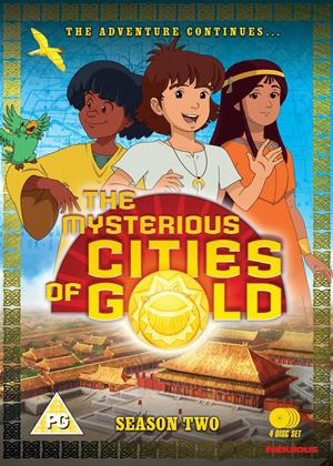 Rent The Mysterious Cities of Gold: Series 2 Online DVD Rental