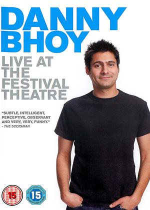 Danny Bhoy: Live at the Festival Theatre Online DVD Rental