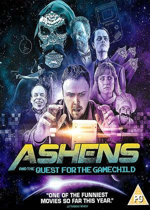 Ashens and the Quest for the Gamechild Online DVD Rental