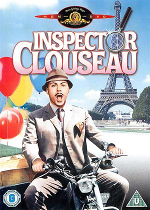 Inspector Clouseau Online DVD Rental