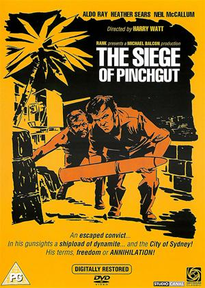 Rent Siege of Pinchgut Online DVD Rental