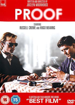 Proof Online DVD Rental
