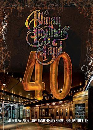 Rent The Allman Brothers Band: 40th Anniversary Show Online DVD Rental