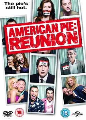 Rent American Pie: Reunion: Extended Version Online DVD Rental