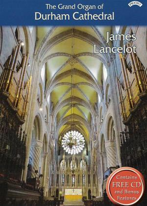 Rent The Grand Organ of Durham Cathedral: James Lancelot Online DVD Rental