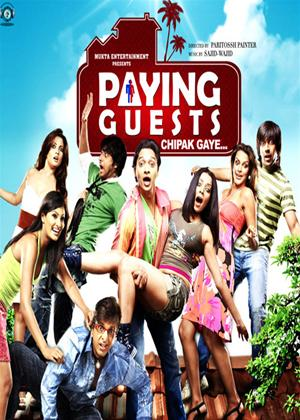 Paying Guests Online DVD Rental