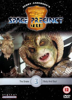 Space Precinct: Vol.3 Online DVD Rental
