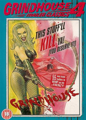 Rent Grindhouse Trailer Classics: Vol.4 Online DVD Rental