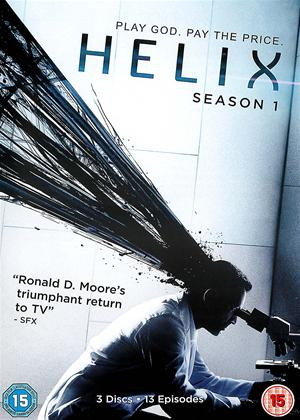 Rent Helix: Series 1 Online DVD Rental