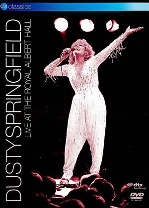 Dusty Springfield: Live at the Royal Albert Hall Online DVD Rental