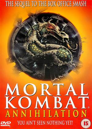Rent Mortal Kombat: Annihilation Online DVD Rental