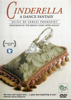 Rent Cinderella: A Dance Fantasy Online DVD Rental