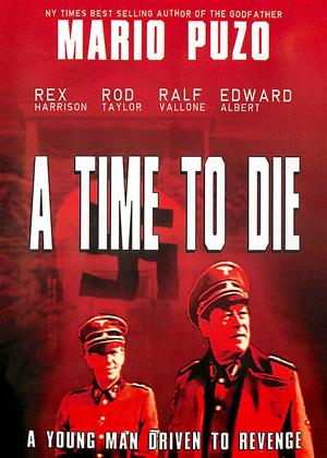 A Time to Die Online DVD Rental