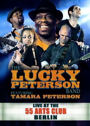 Lucky Peterson: Live at the 55 Arts Club Online DVD Rental