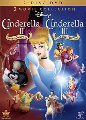 Cinderella 2 / Cinderella 3 Online DVD Rental