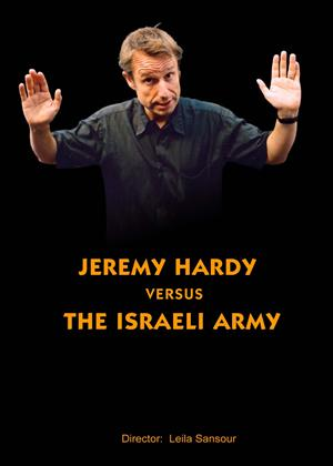Rent Jeremy Hardy vs. the Israeli Army Online DVD Rental