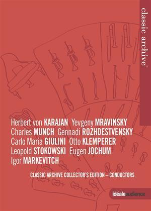 Rent Classic Archive: Conductors Online DVD Rental