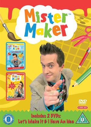 Mister Maker Online DVD Rental