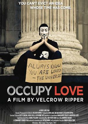 Occupy Love Online DVD Rental
