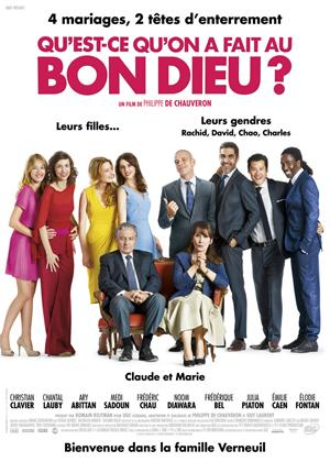 Rent Serial (Bad) Weddings (aka Qu'est-ce qu'on a fait au Bon Dieu?) Online DVD Rental