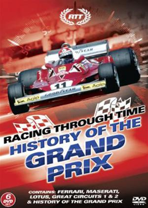 History of the Grand Prix Online DVD Rental