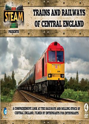 Rent Trains and Railways of Central England Online DVD Rental