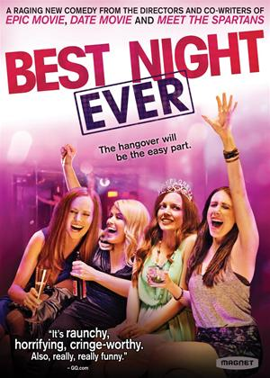 Rent Best Night Ever Online DVD Rental