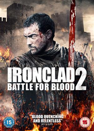 Ironclad: Battle for Blood Online DVD Rental