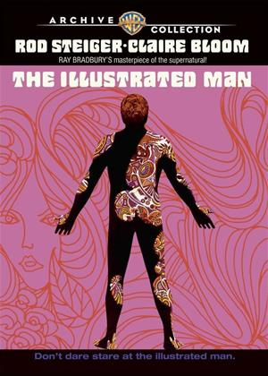 Rent The Illustrated Man Online DVD Rental
